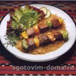 Шашлык из говядины по бразильскому рецепту