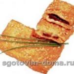 Жареный сэндвич по-итальянски