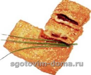 Жареный сандвич по-итальянски