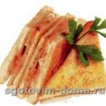 Жареные сэндвичи рецепты