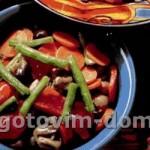 Овощная смесь по-китайски