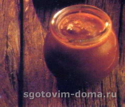 Пряная глазурь-чатни