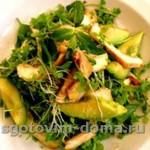 Салат из артишоков