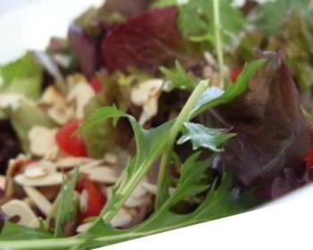 Классический зеленый салат