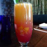 Напиток Игристые апельсины и персиково-абрикосовый напиток Дневной свет
