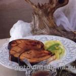 Остро-сладкие котлеты из лосося