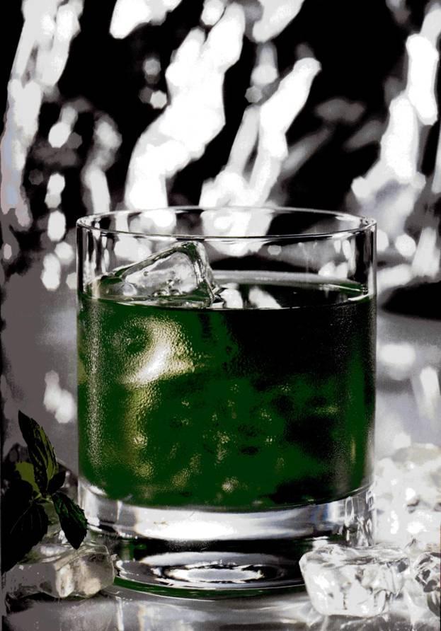 Зеленый змий