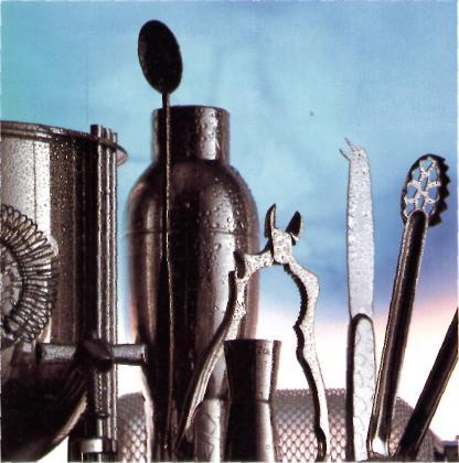 Набор инструментов для приготовления коктейлей