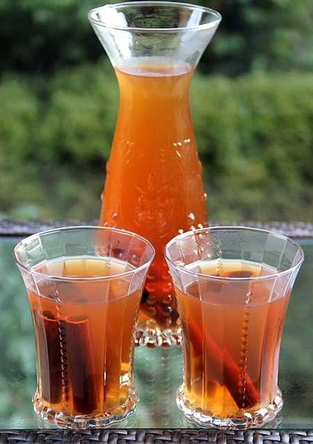 Напиток Марокко