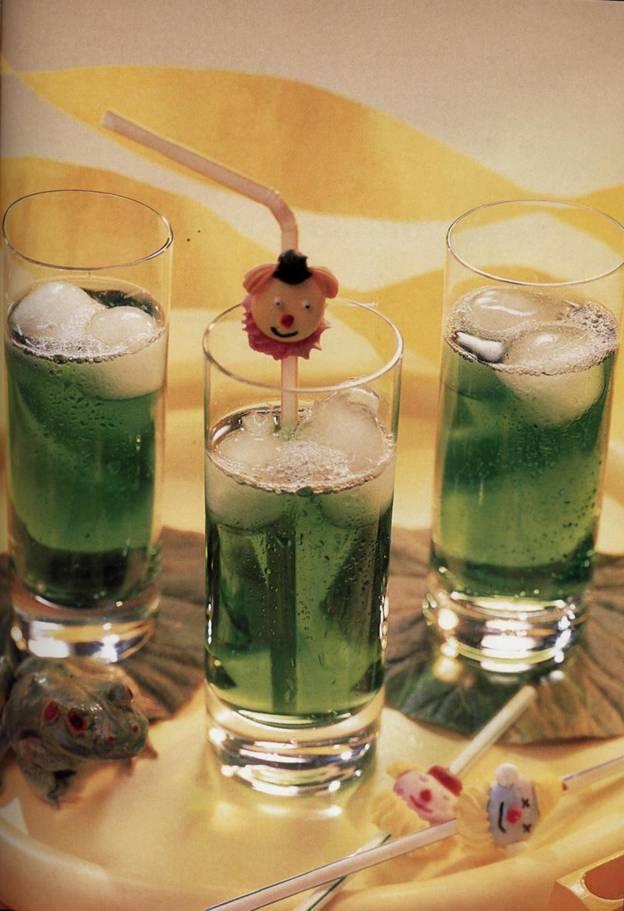 Зеленый гопсер