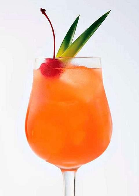Багама мама коктейль