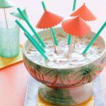 Тики коктейли и тропические напитки